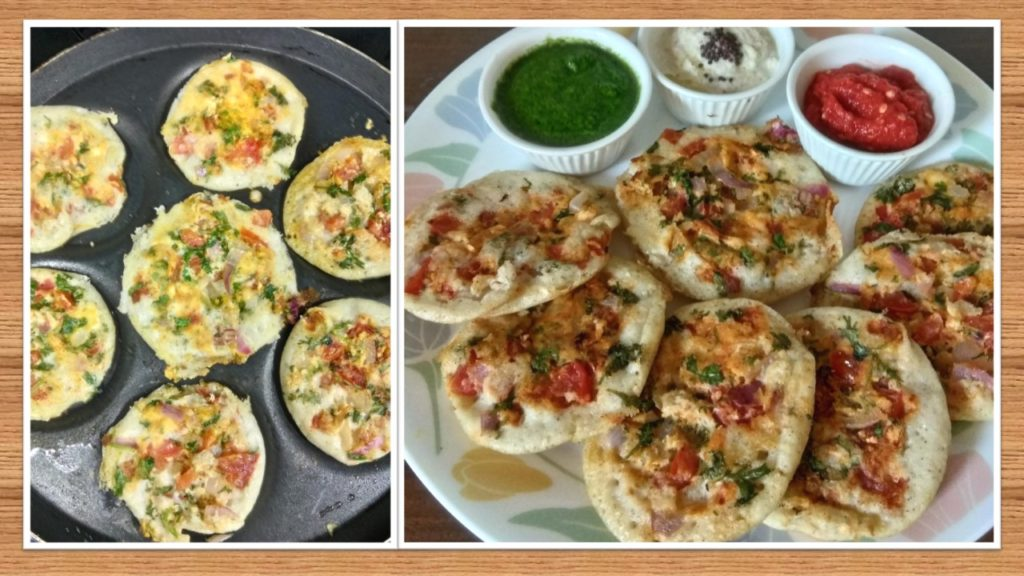 Millet Uthappam