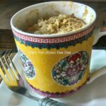 2 minute mug cake