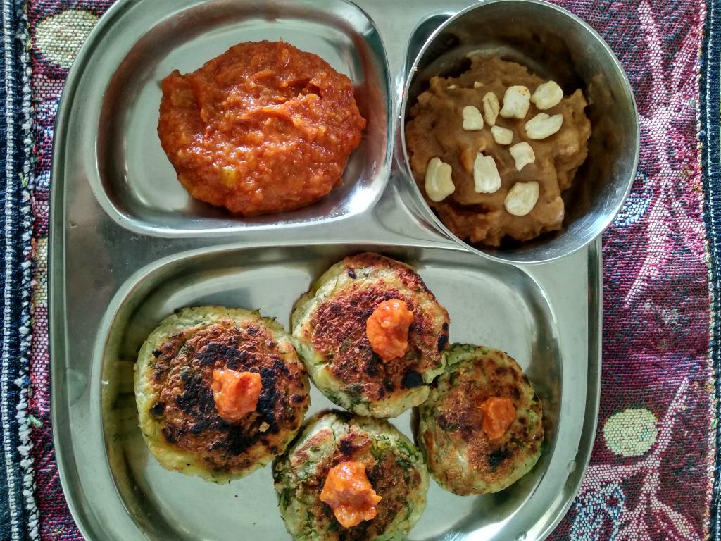 Navratri thali day 6