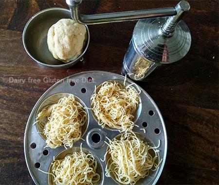 maize idiyappam