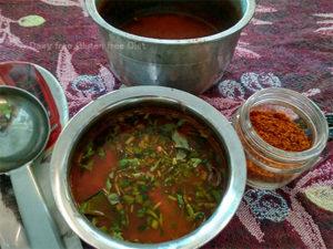 Resplendent Rasam 1— Mysore Rasam