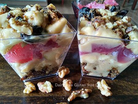 Trifle pudding