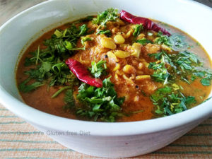 Valache Birde / Field Beans curry