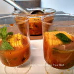 Corn on cob Mysore rasam