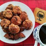 Rain Chocolate chip cookes