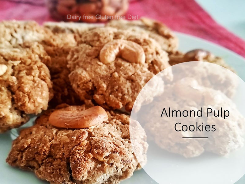 Almond pulp recipes