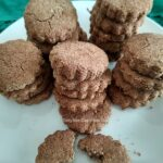 Ragi Ginger Biscuits