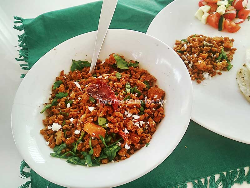 Methi seeds sabzi
